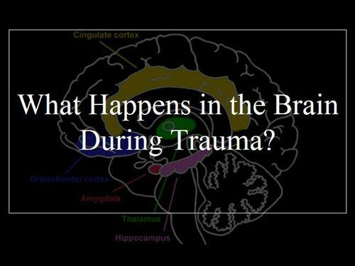 Hypnotherapy Can Help Process Trauma